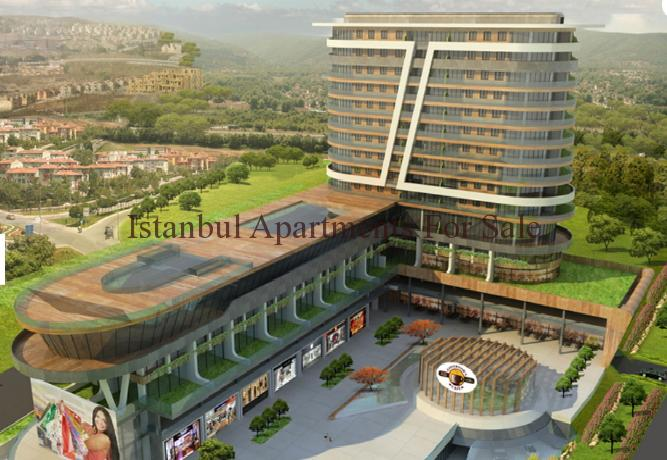 istanbul bahcesehir Apartments for sale