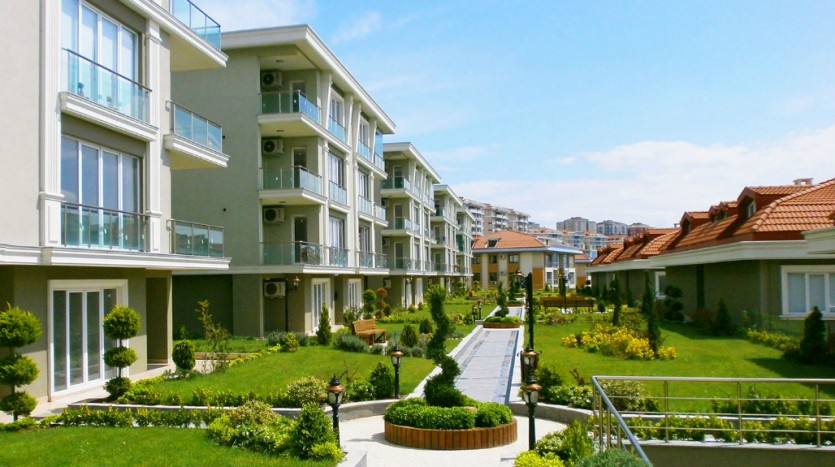 Flats in Istanbul