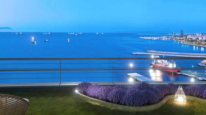 luxury seaview city centre apartments