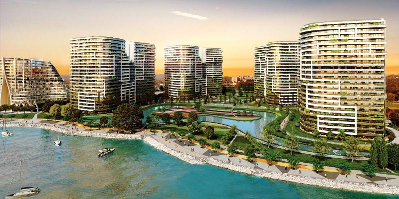 sea front apartment for sale in istanbul Turkey