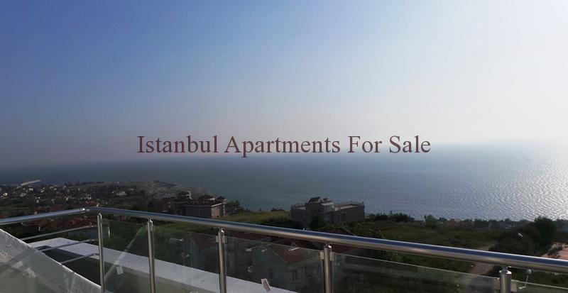 Seaview-istanbul apartments