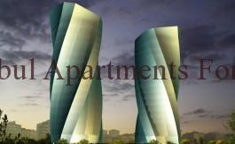 seaview apartments in istanbul asian side