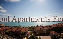 Seaview Istanbul Villas For Sale