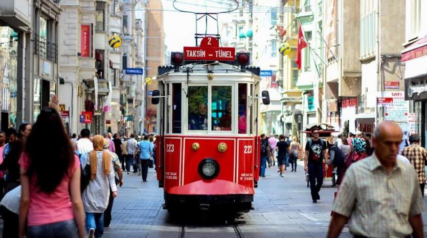 istanbul property-taksim