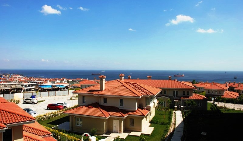 Waterfront properties in turkey Istanbul