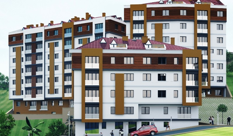 Central Location Off plan Apartments in ıstanbul