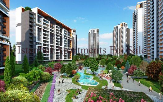 Off plan investment apartments in Istanbul