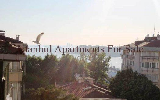 istanbul seaview apartments for sale