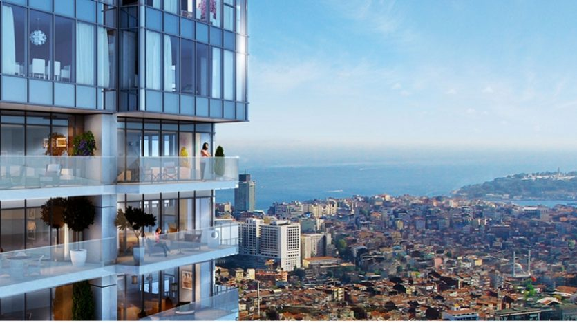 luxury residences in istanbul turkey for sale