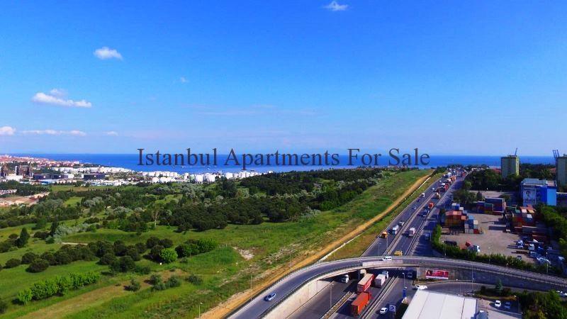 Seaview Istanbul Apartments For Sale