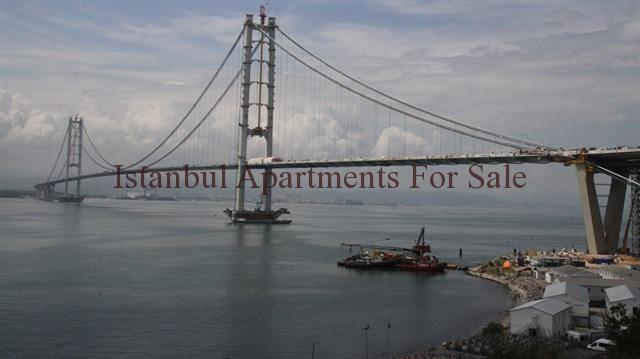 World's 4th Biggest Suspension Bridge Opened in Turkey
