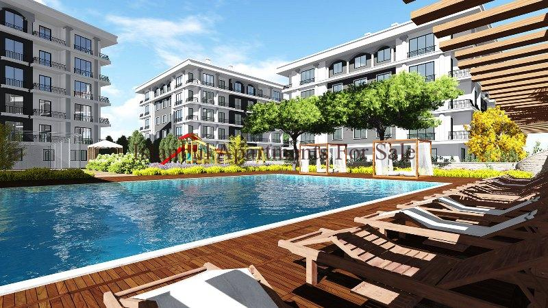 apartments to buy in Istanbul Turkey