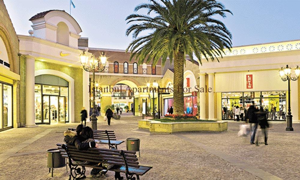 First Designer Outlet Opens in Istanbul Turkey