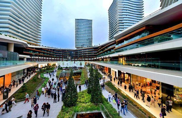 zorlu shpping mall