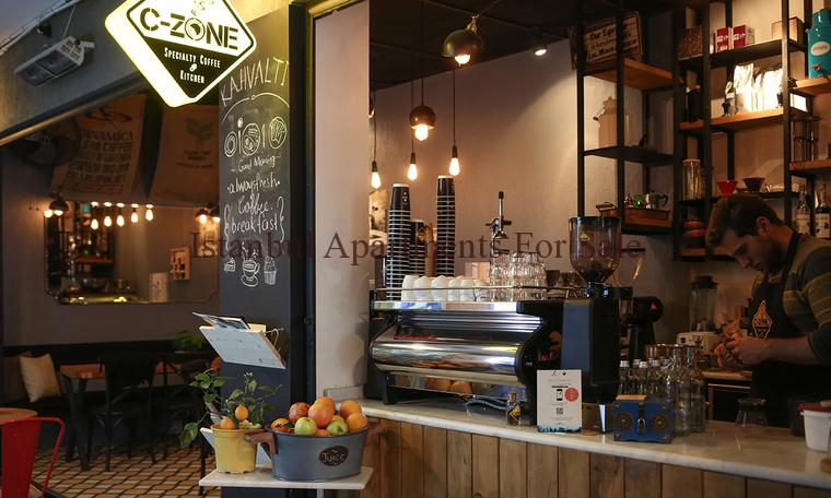 best coffee shops istanbul
