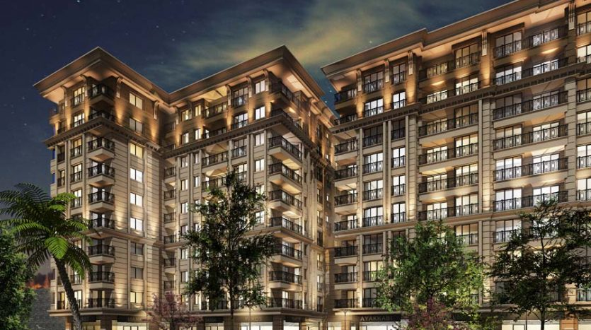 central istanbul real estate for sale