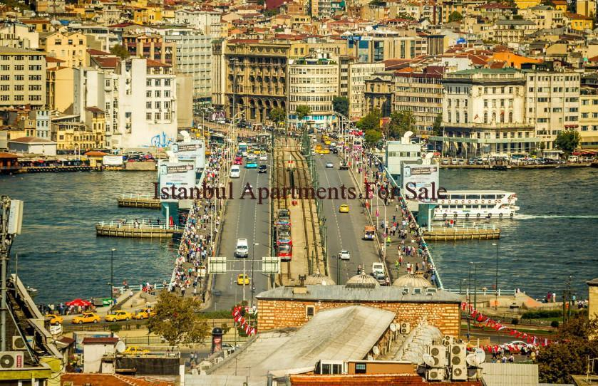 Istanbul in one of the top four mega cities of Europe