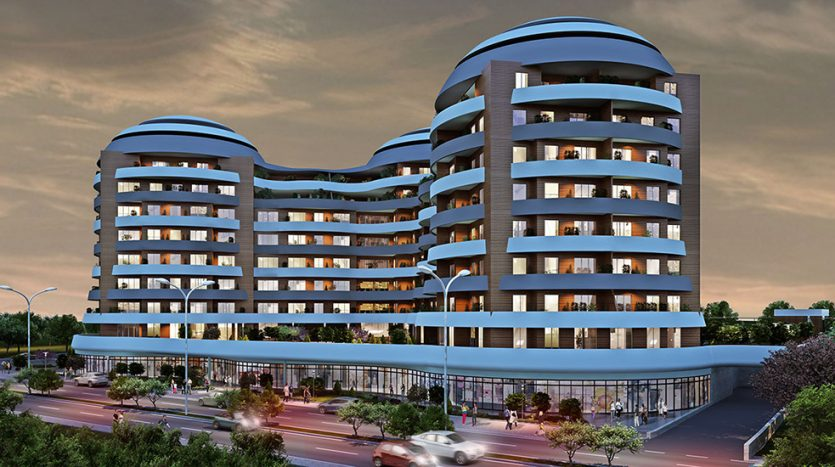 Lifestyle apartments in istanbul for sale