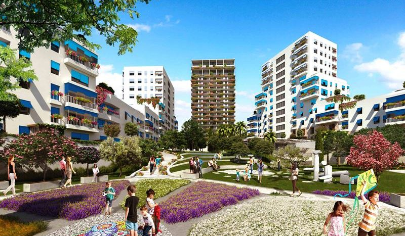 lifestyle apartments in istanbul