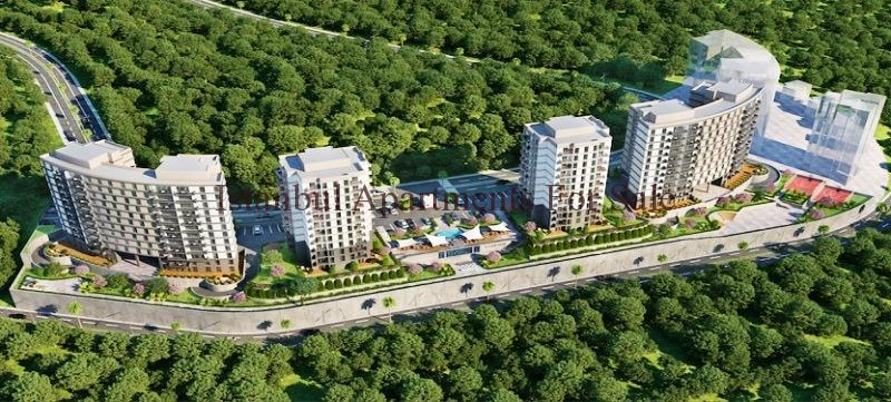 new apartments in istanbul for sale