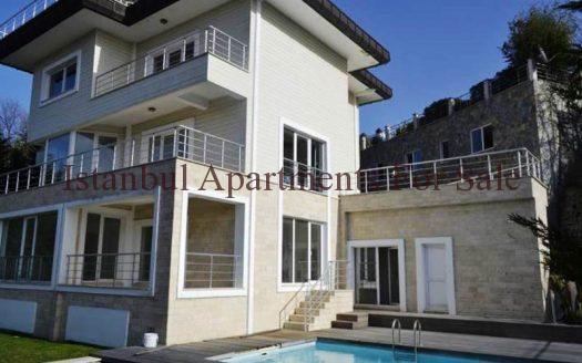luxury villas in istanbul