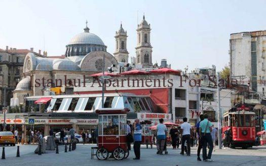 istanbul old city apartments