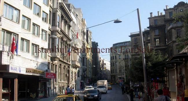 istanbul taksim cihangir