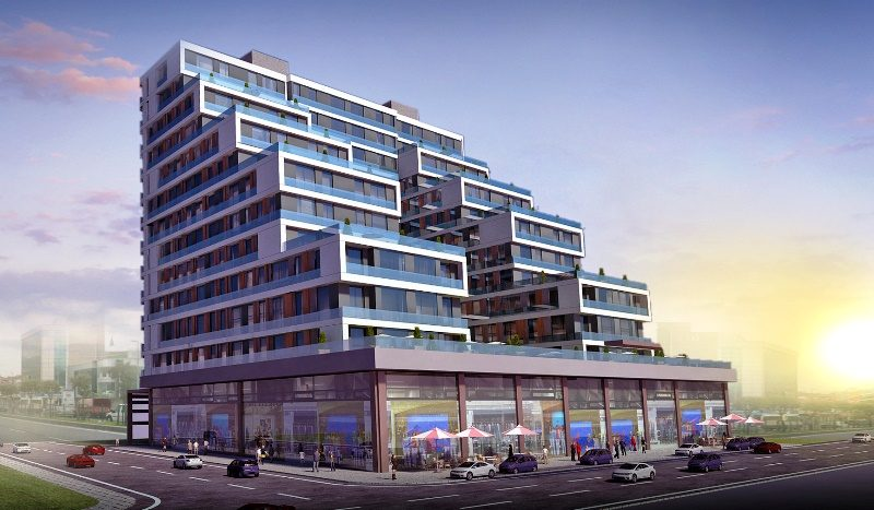 new istanbul apartments