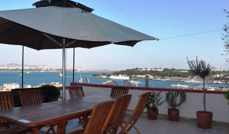 property in istanbul galata