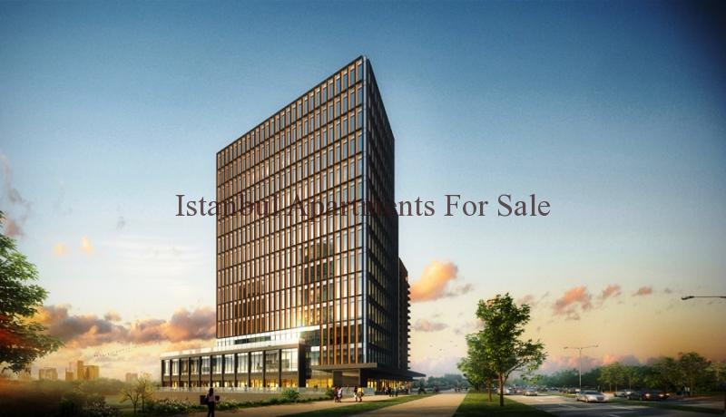 istanbul offices for sale