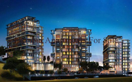city centre istanbul apartments for sale