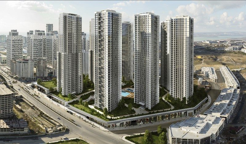High Rise off plan investments in istanbul