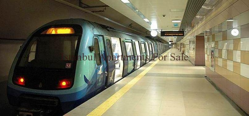 5 New Metro Lines for Istanbul