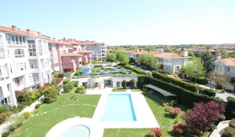 apartments for sale in istanbul gokturk