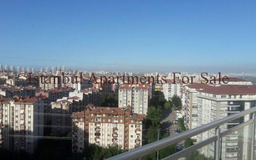 apartments in bahcesehir