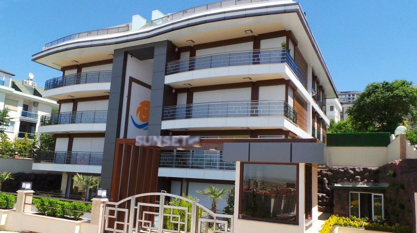 seaview marina apartments in istanbul