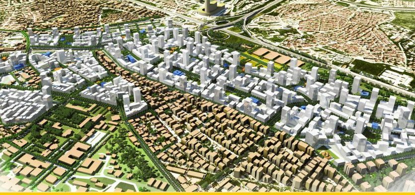 urban generation projects in istanbul