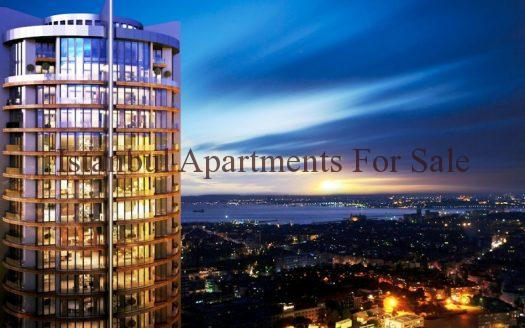 luxury apartments in istanbul asian side