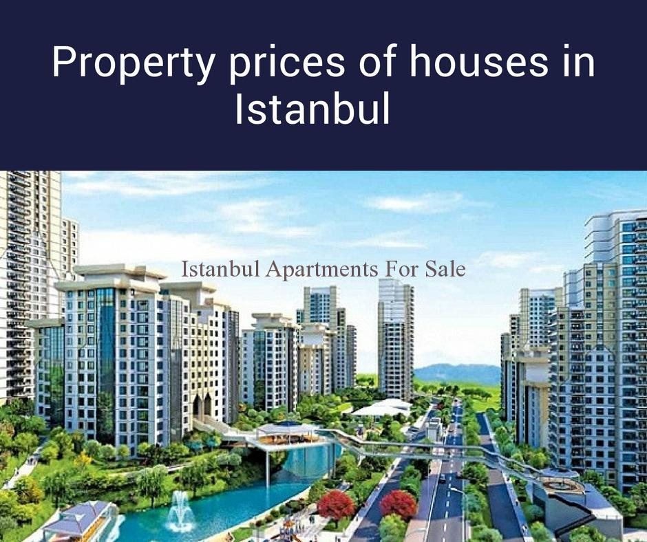 Property Prices Of Houses In Istanbul