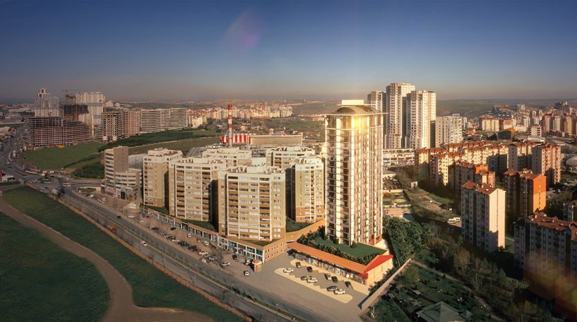 bahcesehir istanbul apartments for sale