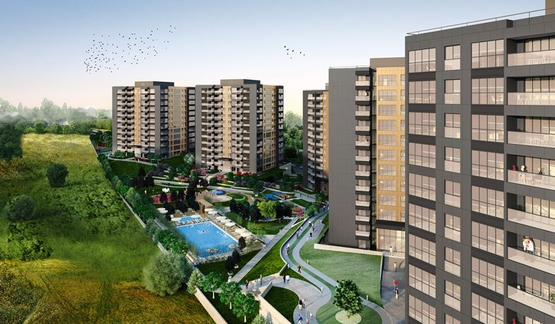 investment apartments in istanbul for sale