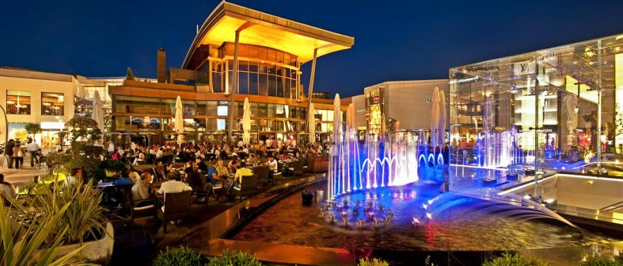 istinye park shopping malls