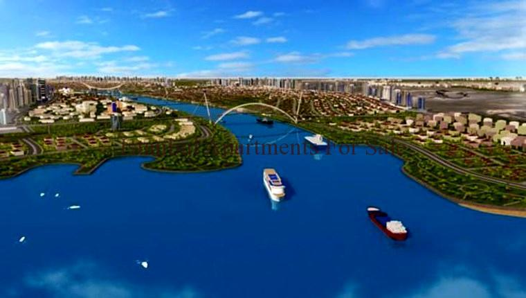 Kanal Istanbul's Property Prices Have Risen