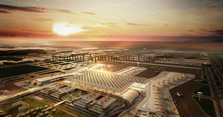 new istanbul airport area