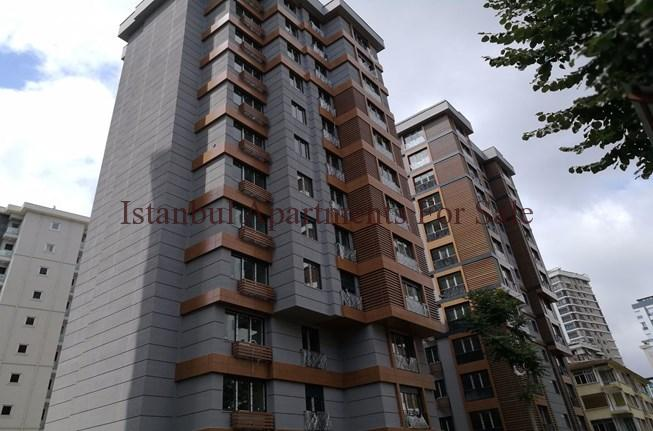 Brand New Apartments to Buy in Istanbul Kadikoy Asian Side