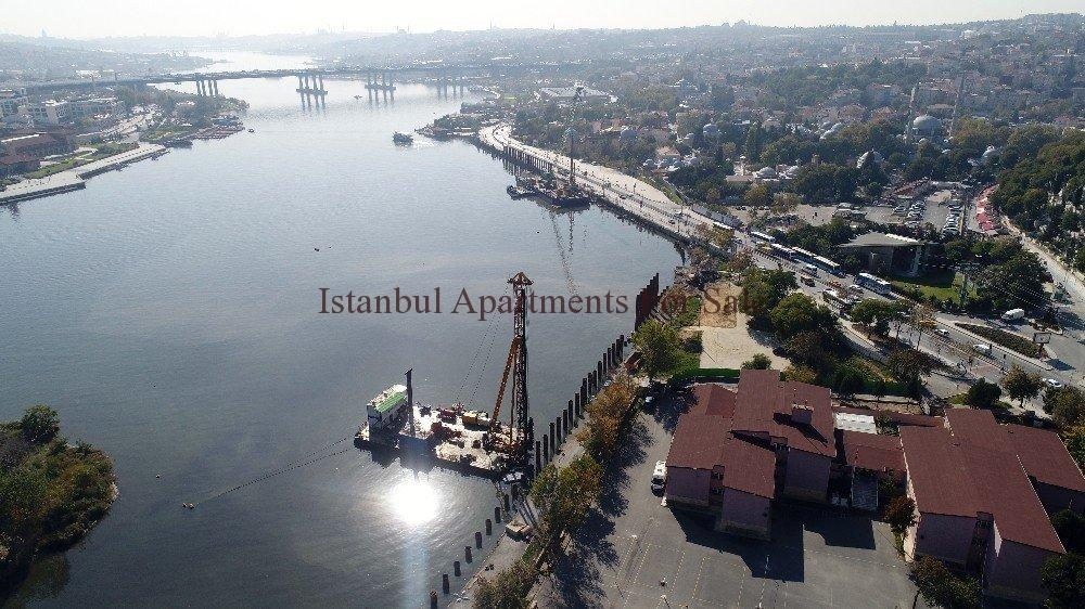 golden horn tram projects