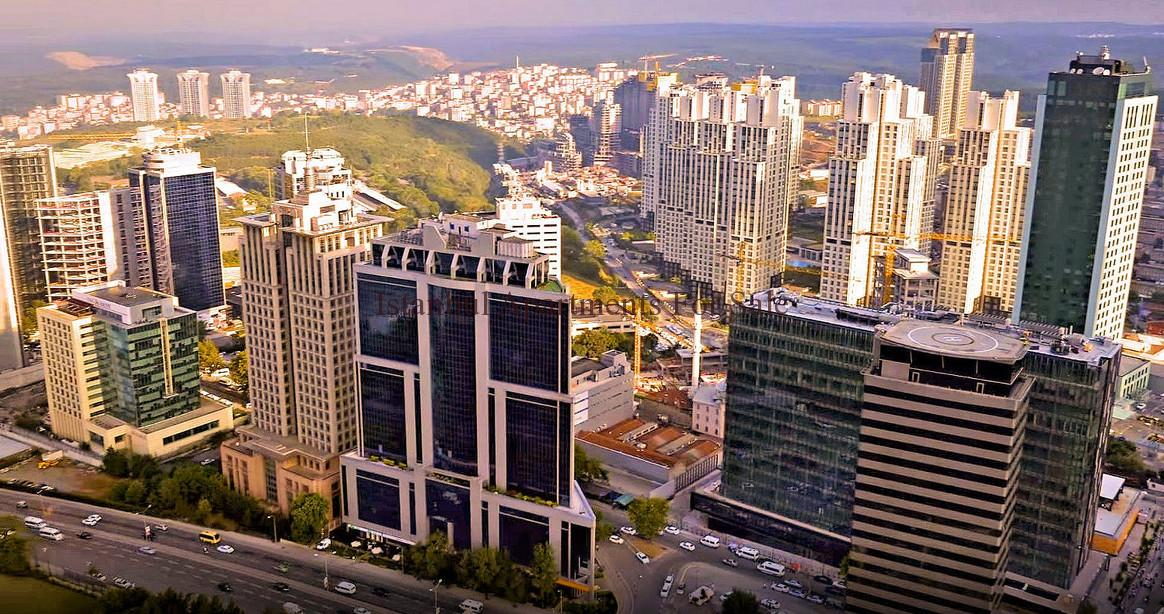 Istanbul best districts for offices and business investments