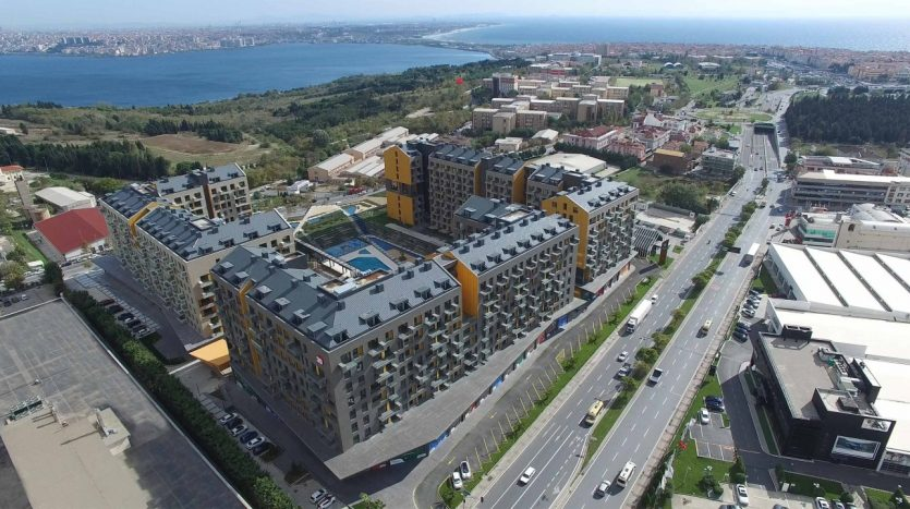 property in istanbul university near