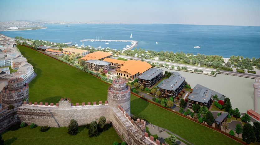 property for sale inYedikule Istanbul