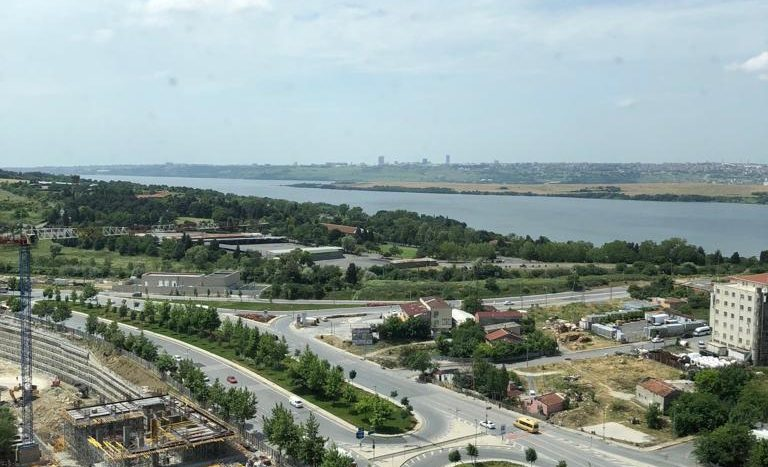Bosphorus City Apartments For Sale Panoramic Views